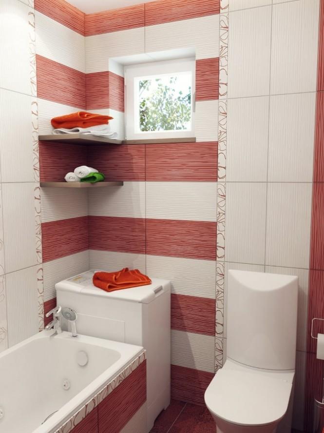 بالصور ديكورات حمامات بسيطة , بالصور احدث ديكورات حمامات جديده 35 4