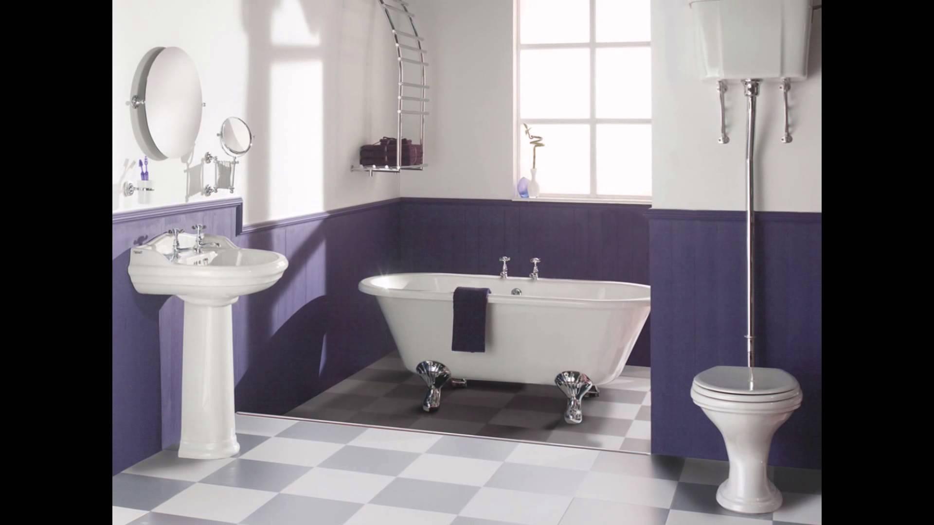 بالصور ديكورات حمامات بسيطة , بالصور احدث ديكورات حمامات جديده 35 6