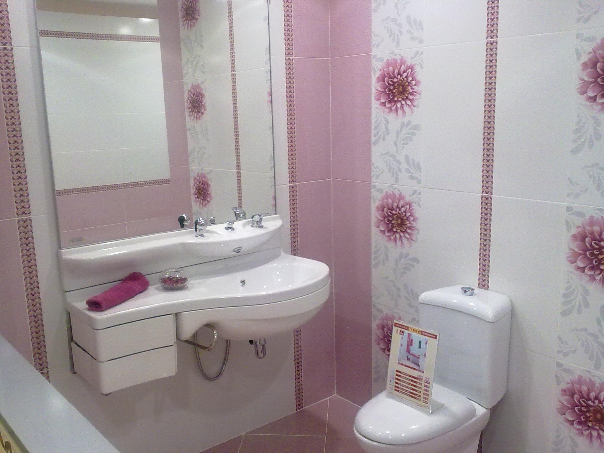 بالصور ديكورات حمامات بسيطة , بالصور احدث ديكورات حمامات جديده 35 7