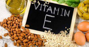 فيتامين e , ماهو فيتامين E وماهى فوائده