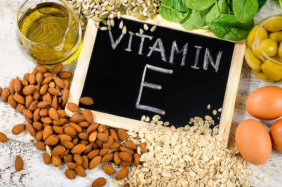 صوره فيتامين e , ماهو فيتامين E وماهى فوائده