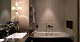 صوره حمامات فنادق , شاهد بالصور افخم حمامات الفنادق