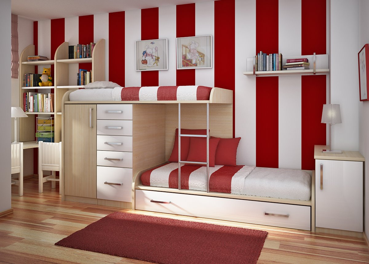 بالصور احلى غرف نوم , شاهد احدث غرف نوم على الموضة 416 7