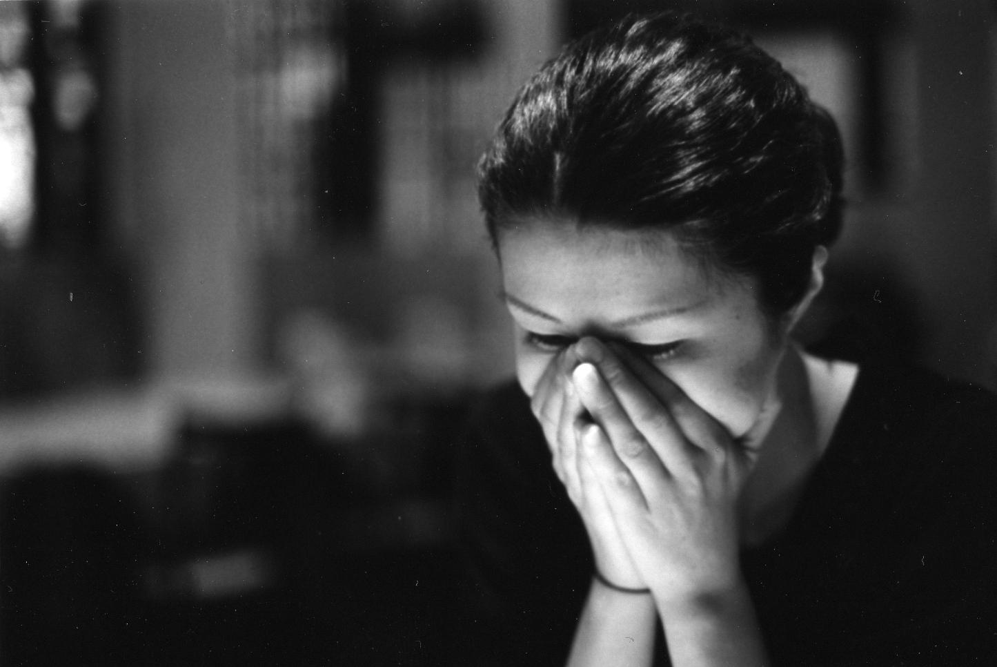 بالصور صور حزينه بنات , شاهد بالصور صدمات البنات العاطفية 418 3