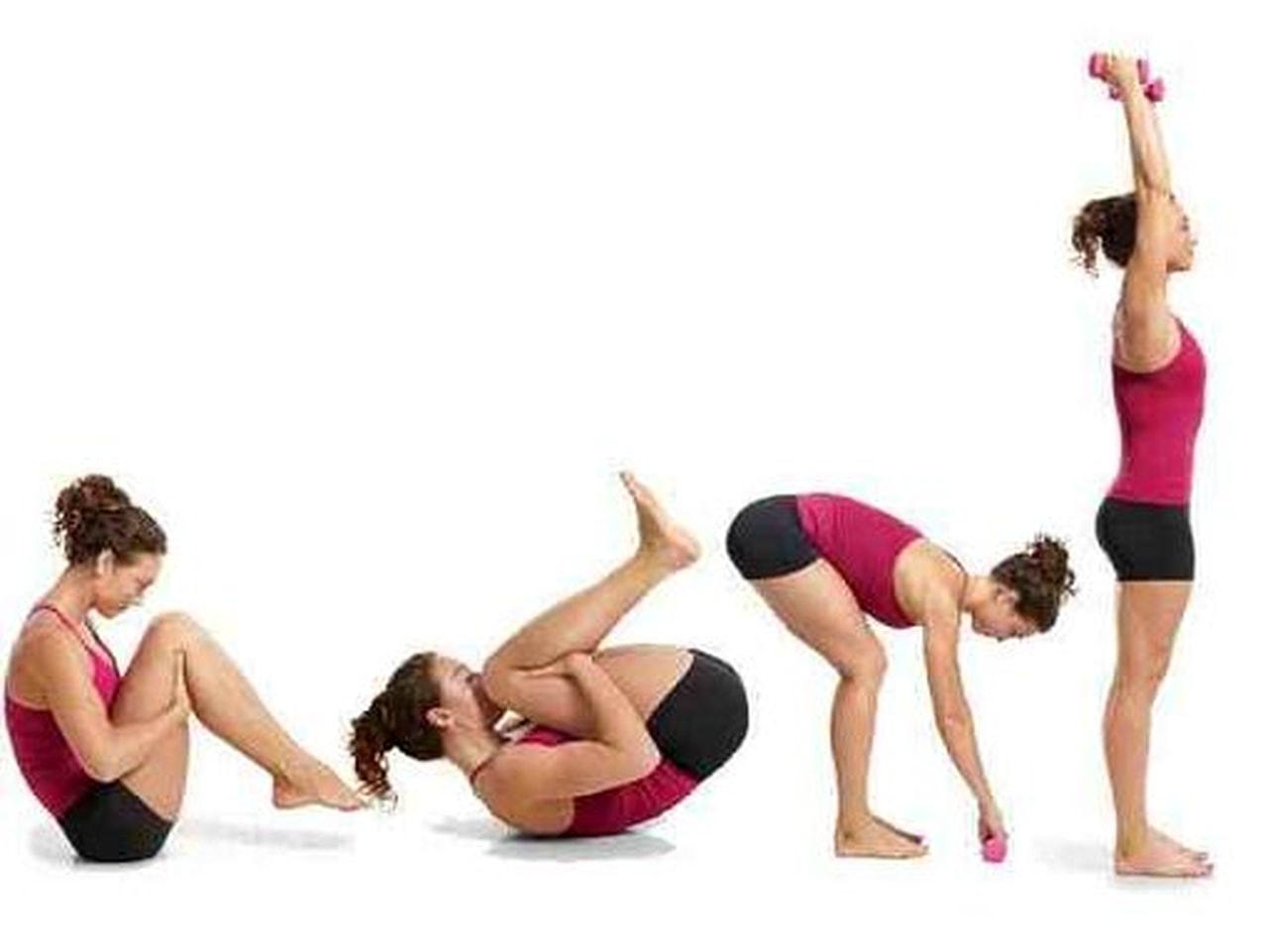 بالصور تمارين البطن للنساء , شاهد بالفيديو احدث تمارين شد البطن للنساء 423 10