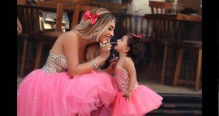 صور بنت وامها , شاهد اجمل الصور التى تجمع بين الام وصغيرتها