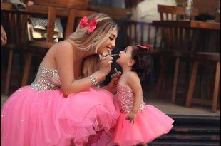 بالصور صور بنت وامها , شاهد اجمل الصور التى تجمع بين الام وصغيرتها 472 15 310x205