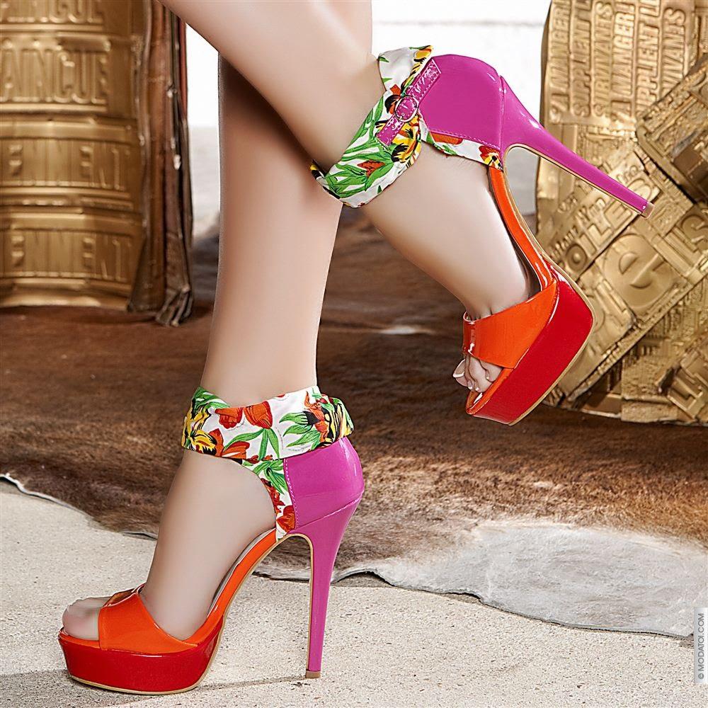 بالصور احذية صيفية , اجمل احذية لهذا الصيف 482 2