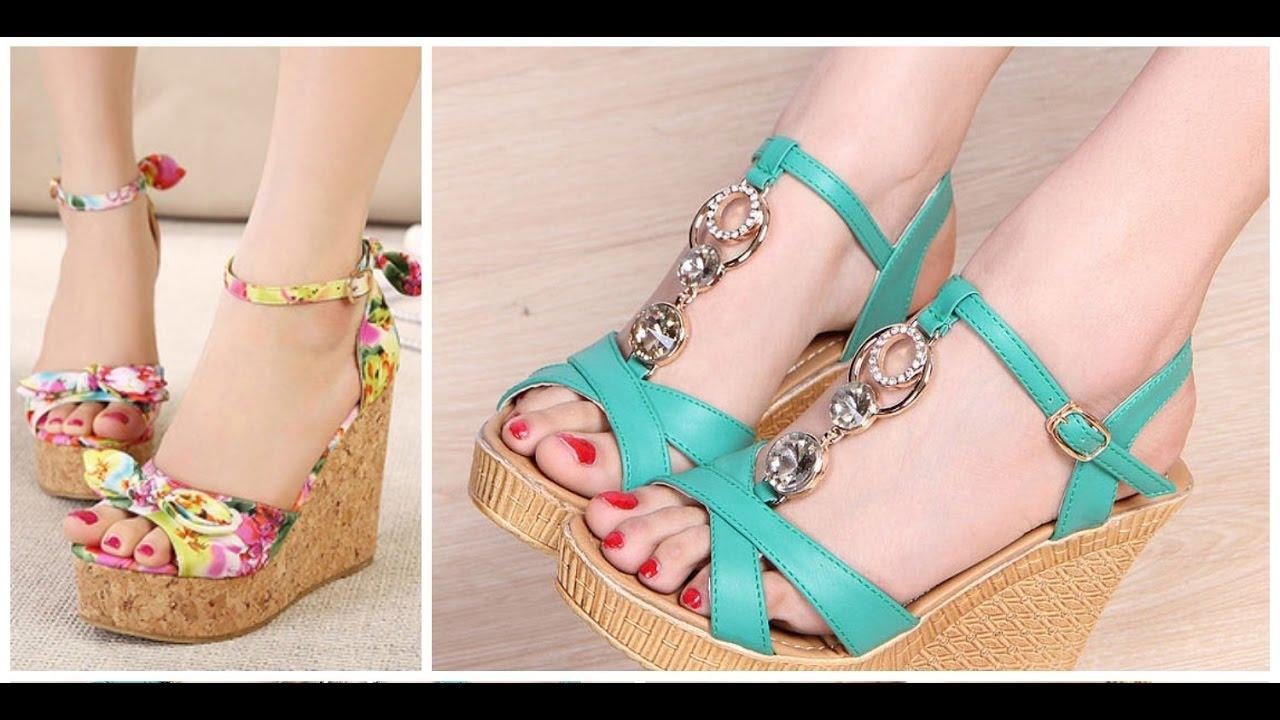 بالصور احذية صيفية , اجمل احذية لهذا الصيف 482 5