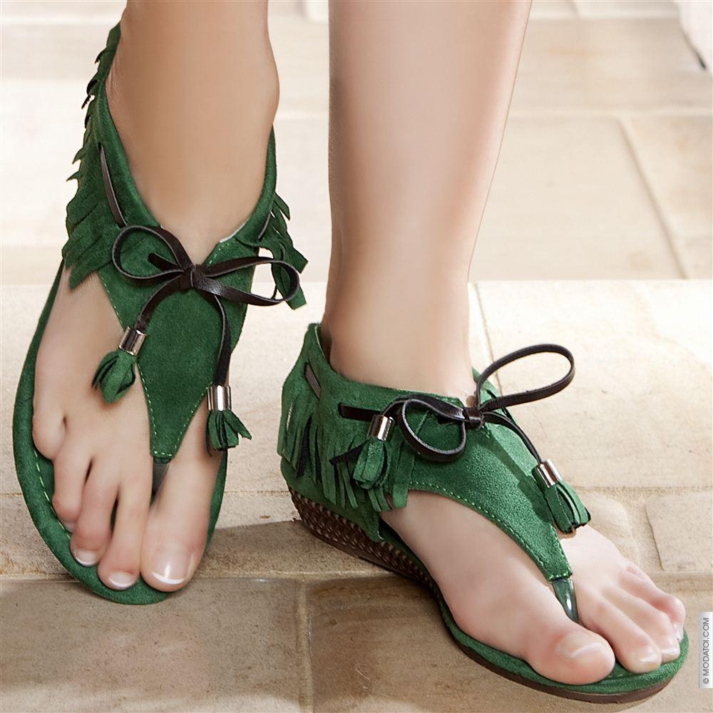 بالصور احذية صيفية , اجمل احذية لهذا الصيف 482 6