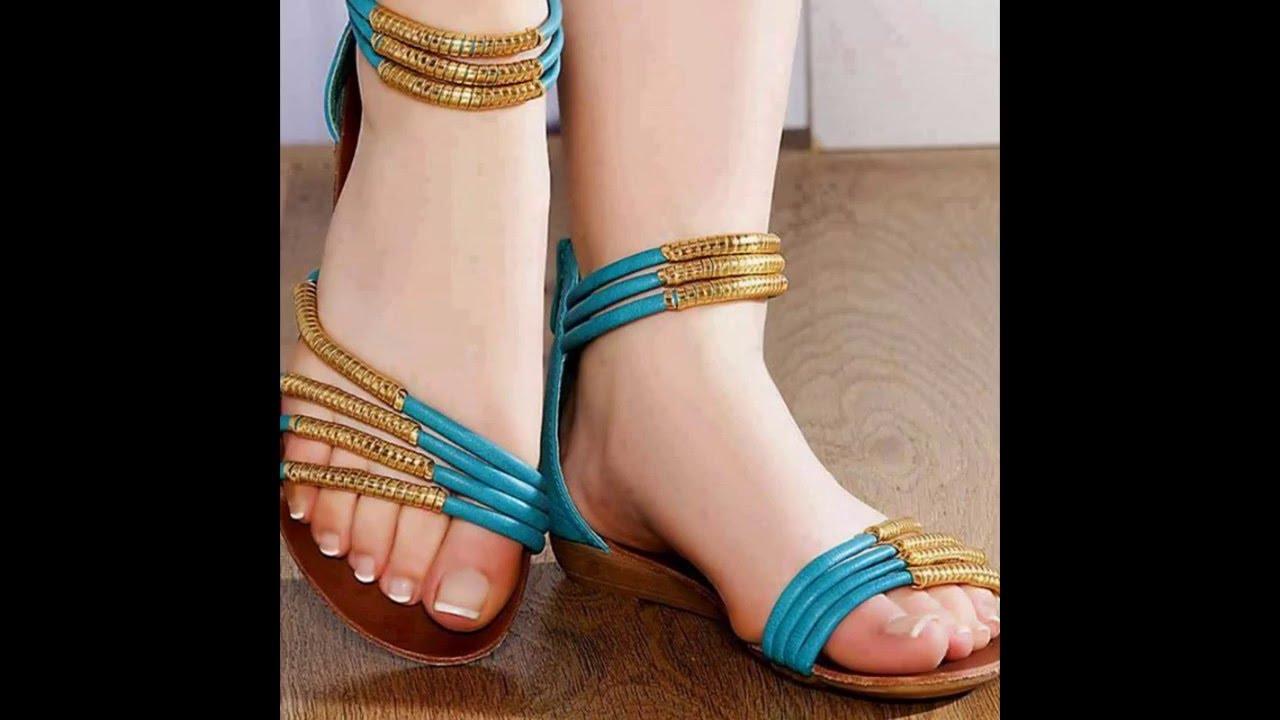 بالصور احذية صيفية , اجمل احذية لهذا الصيف 482 7