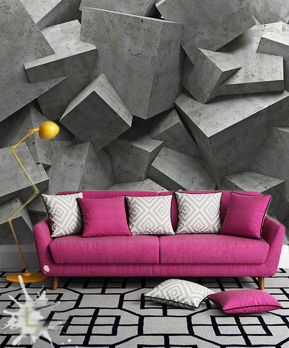 بالصور اشكال ورق جدران , بالصور اجمل اشكال ورق جدران رائع 59 11