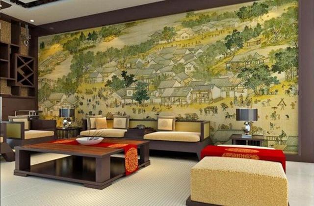 صورة اشكال ورق جدران , بالصور اجمل اشكال ورق جدران رائع 59 6
