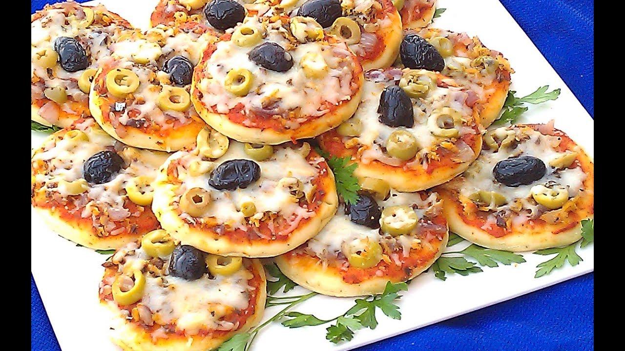 بالصور كيفية تحضير البيتزا , اسهل طريقه لعمل البيتزا الشهيه 89 2