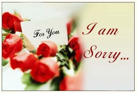 بالصور كلام اعتذار للحبيب , اجمل كلام اعتذار عن الحبيب 98 12