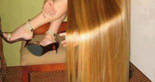 صور وصفه لتنعيم الشعر , هذه الوصفه سحرية لتنعيم الشعر