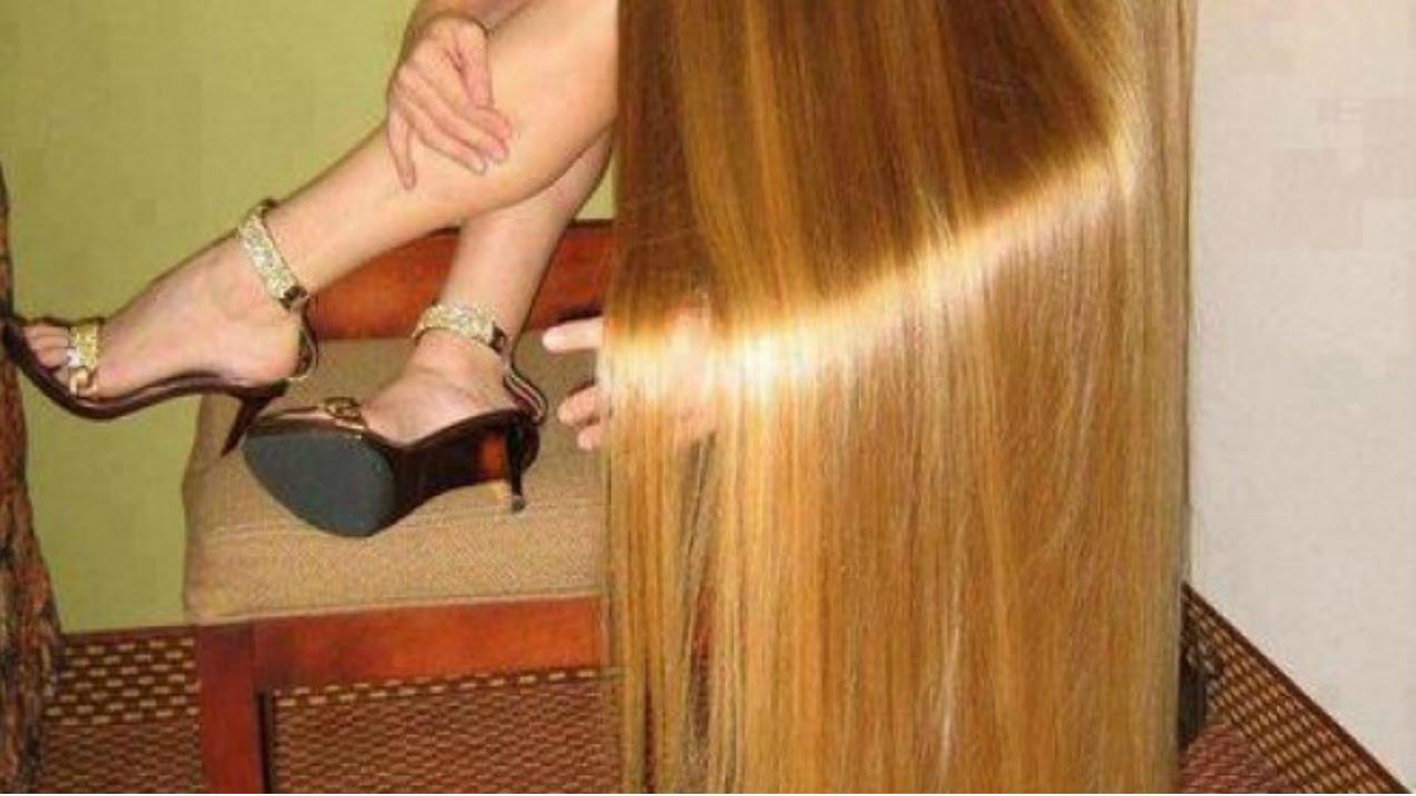صورة وصفه لتنعيم الشعر , هذه الوصفه سحرية لتنعيم الشعر
