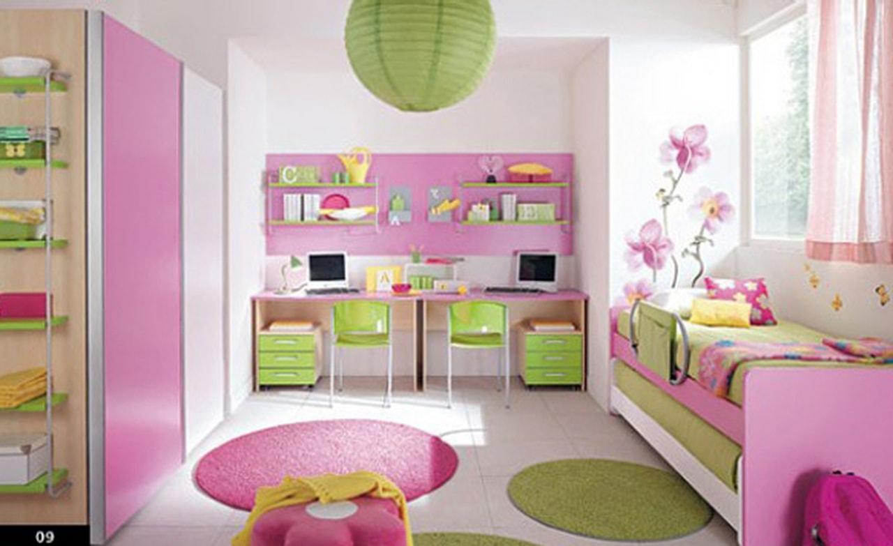 بالصور غرف اطفال بنات , اثاث رائع للاطفال البنات 1655 12