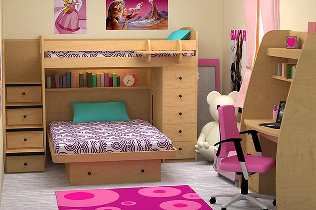 بالصور غرف اطفال بنات , اثاث رائع للاطفال البنات 1655 5