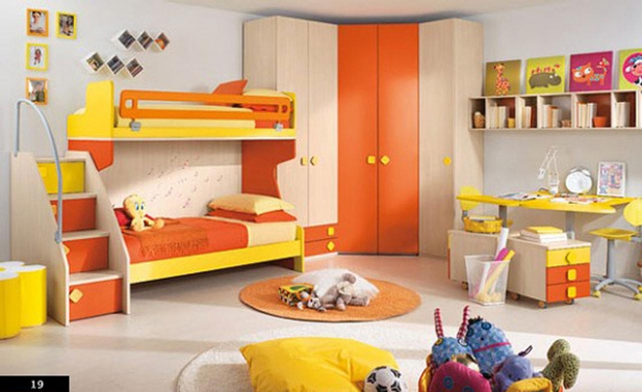 بالصور غرف اطفال بنات , اثاث رائع للاطفال البنات 1655 6