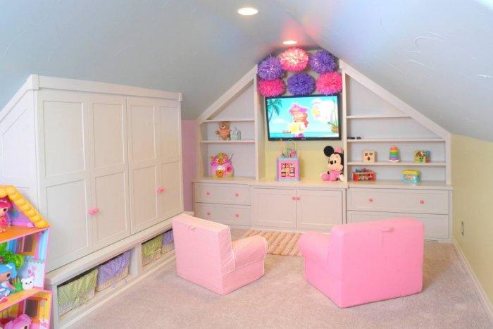 بالصور غرف اطفال بنات , اثاث رائع للاطفال البنات 1655 7