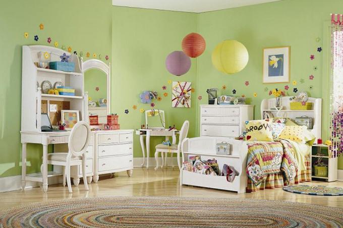 بالصور غرف اطفال بنات , اثاث رائع للاطفال البنات 1655 8