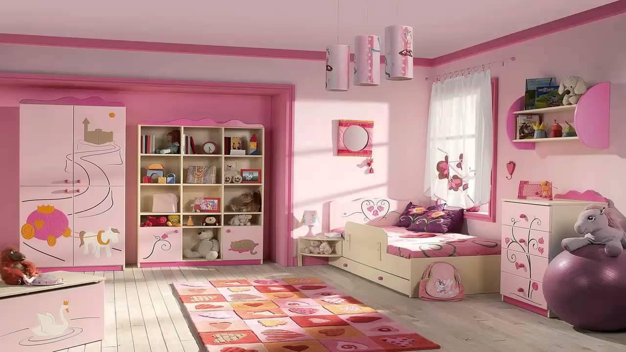 بالصور غرف اطفال بنات , اثاث رائع للاطفال البنات 1655 9