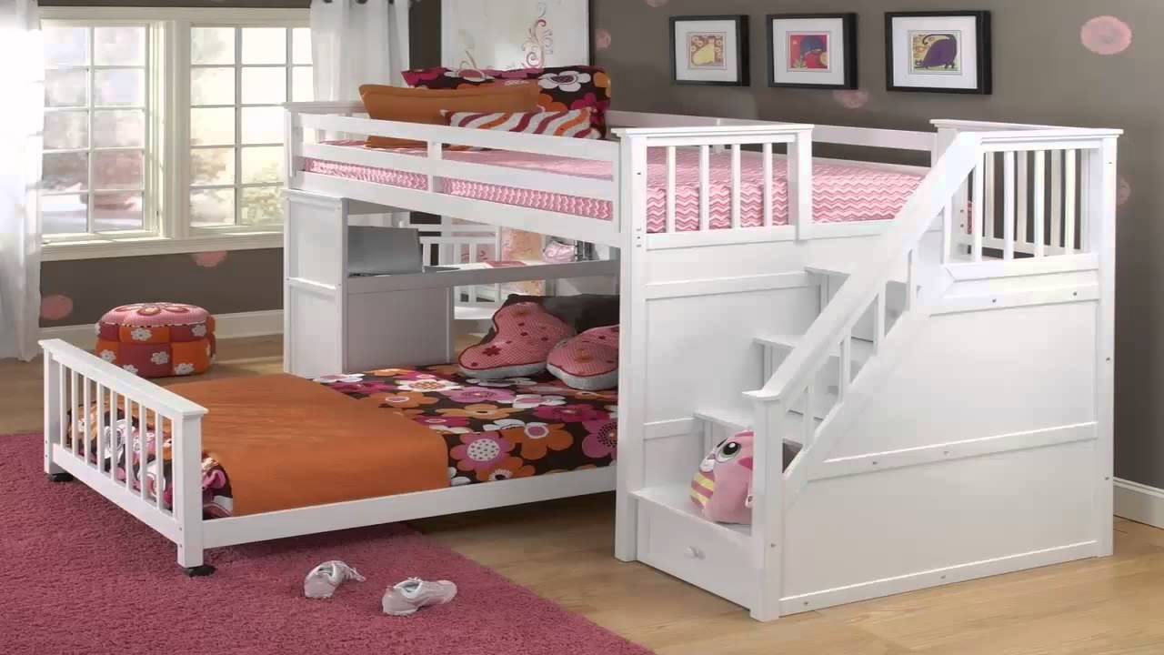 صوره غرف اطفال بنات , اثاث رائع للاطفال البنات