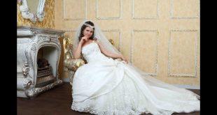 صوره صور فساتين عرايس , احدث ازياء فساتين الزفاف 2019