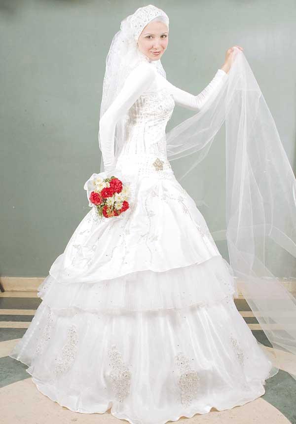 بالصور صور فساتين عرايس , احدث ازياء فساتين الزفاف 2019 1759 5