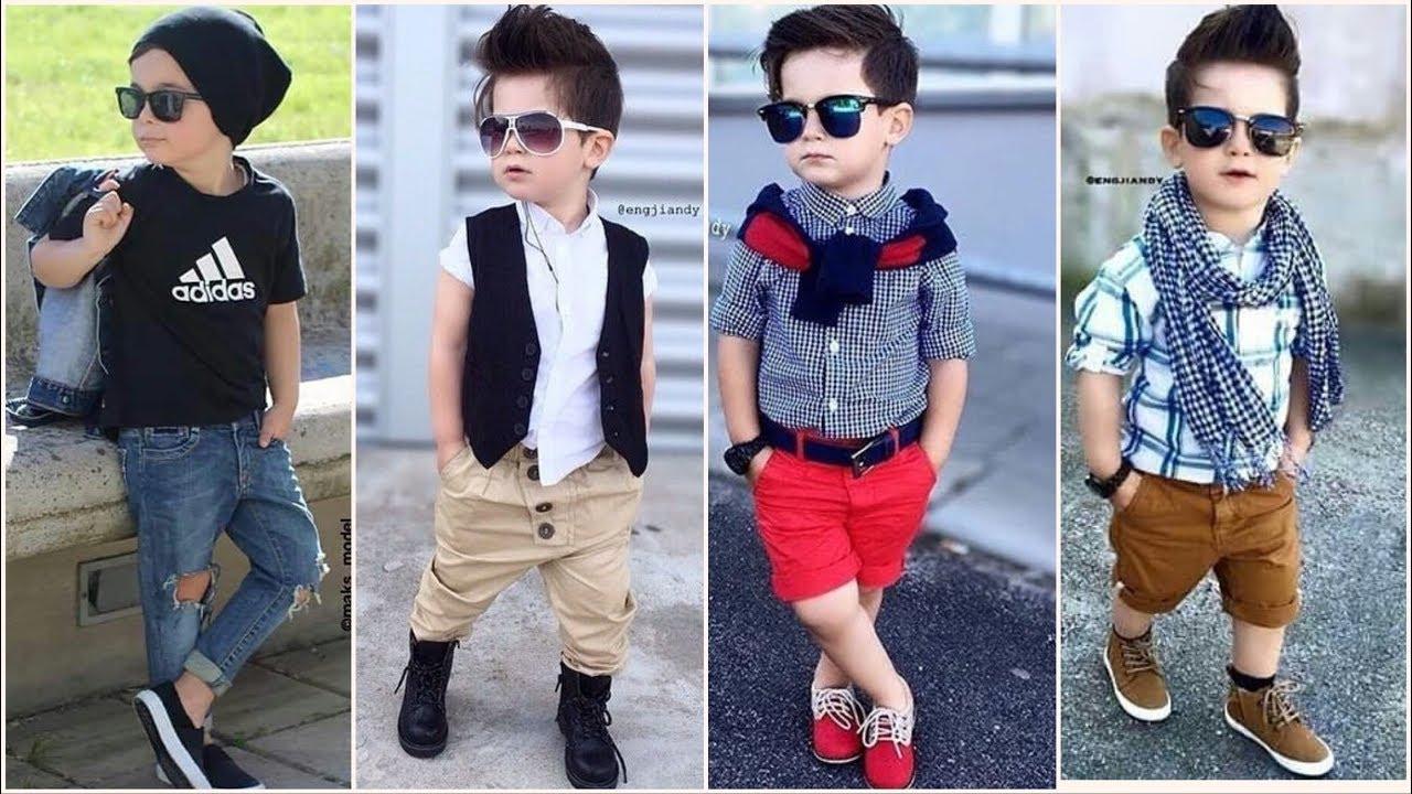 بالصور ملابس اولاد , احدث صيحات ملابس الذكور 1769 3