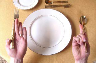 صور اتيكيت الشوكة والسكين , تعرف على طرق اتيكيت الشوكة والسكين