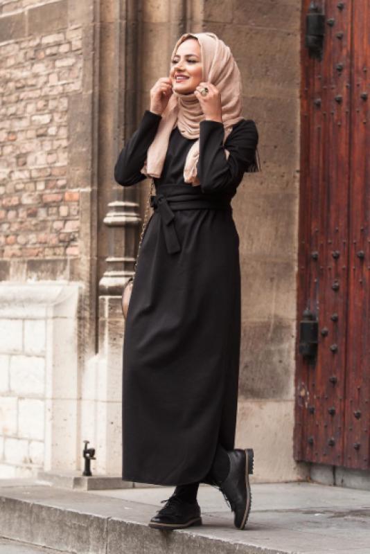بالصور موضة المحجبات , استيلات مستحدثة فى عالم الحجاب 1798