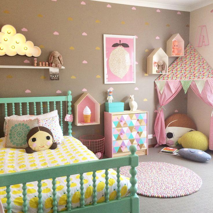 بالصور ديكورات غرف نوم اطفال , معايير ونماذج يحتاجها طفلك فى غرفته 1799 3