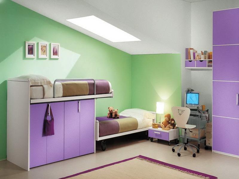 بالصور ديكورات غرف نوم اطفال , معايير ونماذج يحتاجها طفلك فى غرفته 1799 6