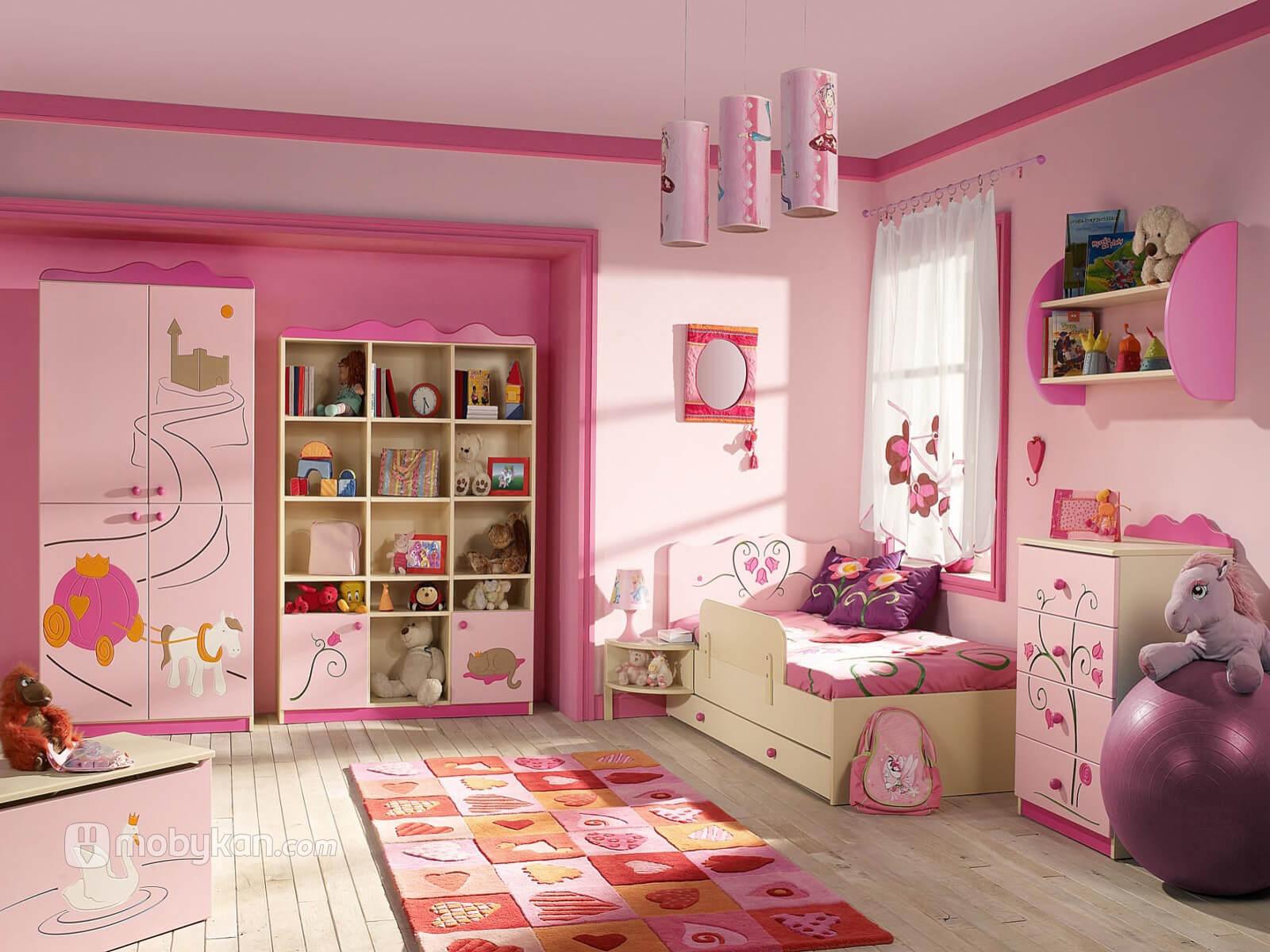 بالصور ديكورات غرف نوم اطفال , معايير ونماذج يحتاجها طفلك فى غرفته 1799 8