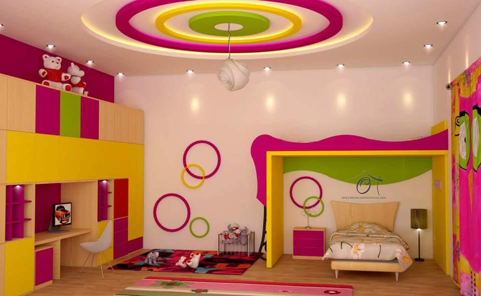 بالصور ديكورات غرف نوم اطفال , معايير ونماذج يحتاجها طفلك فى غرفته