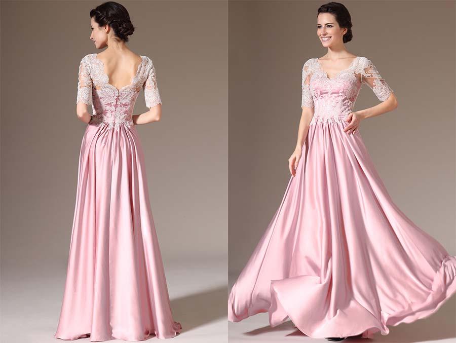 بالصور موديلات فساتين سهرة , انتى الاجمل عندما ترتدى هذا الفستان 1807 14