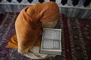 صورة هل يجوز قراءة القران بدون حجاب , حكم قراءة القران دون حجاب للمراة المسلمة