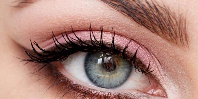 صورة مكياج عيون خفيف , شوفووو يا بنات ميك اب بسيط لعيونك الحلوين