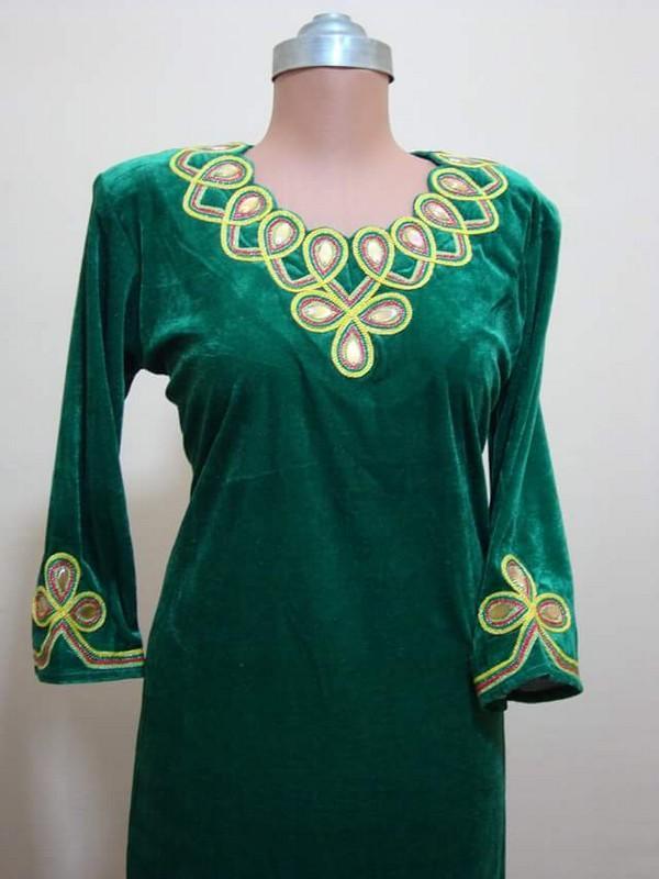 بالصور بدعيات صيفية وهرانية , لباس صيفى انيق يظهر جمال المراة