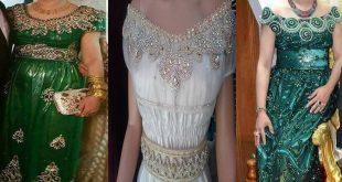 صور بدعيات صيفية وهرانية , لباس صيفى انيق يظهر جمال المراة