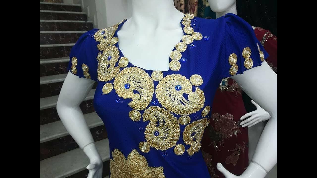 بالصور بدعيات صيفية وهرانية , لباس صيفى انيق يظهر جمال المراة 1831 4