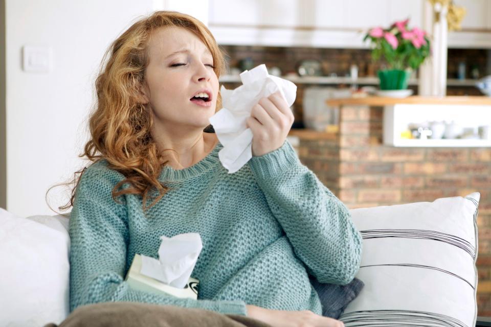 بالصور نزلات البرد , تعرف على كيفية الوقاية من نزلات البرد
