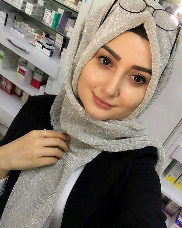 بالصور صورجميلة للبنات محجبات , شوفوا كيف البنت طلعة حلوة مره بالحجاب 1876 13