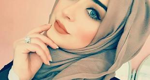 صورجميلة للبنات محجبات , شوفوا كيف البنت طلعة حلوة مره بالحجاب