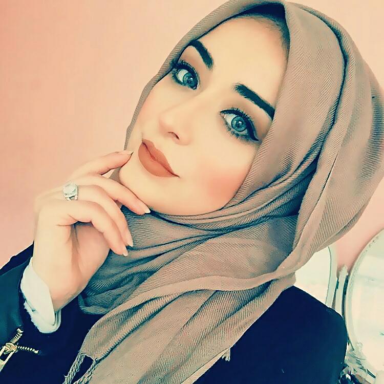 صورة صورجميلة للبنات محجبات , شوفوا كيف البنت طلعة حلوة مره بالحجاب