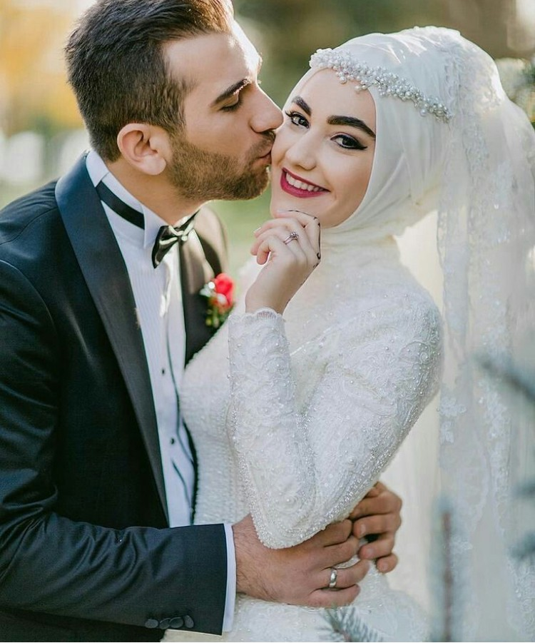 صورة صور عروس وعريس , من اجل الذكريات يلتقط العرسان صور كشخة