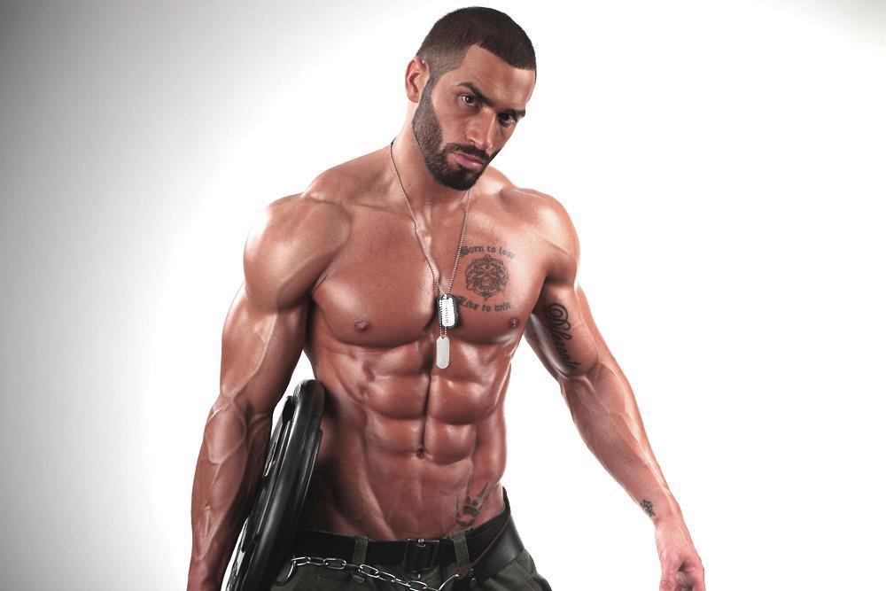 بالصور جسم الرجل , تعرف على اقوى اجسام الرجل 1901 1