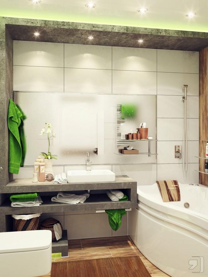 بالصور تصاميم حمامات , شاهد احدث تصاميم الحمامات العصرية
